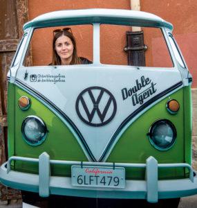 Oana, Passenger in a Transporter