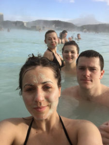 The Team at the Blue Lagoon