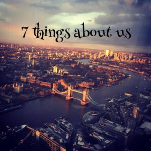 Things about us