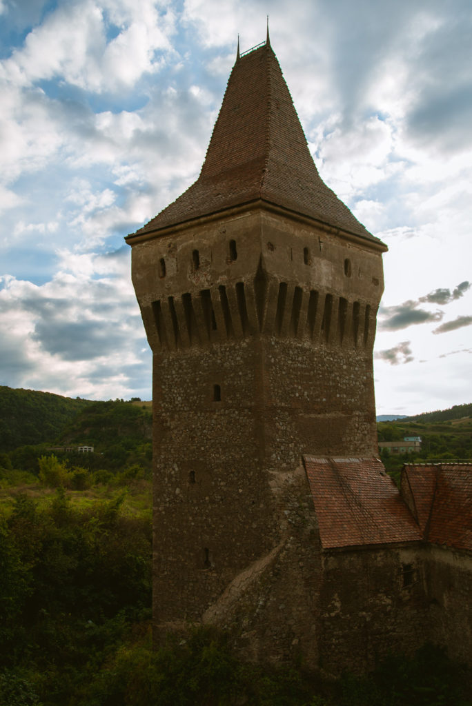 Corvin Castle Tower