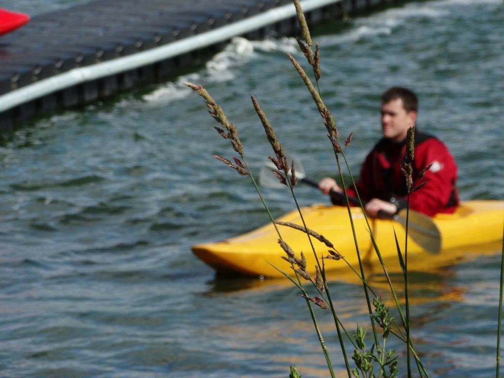 Kayaking in Wales – Wye not?!