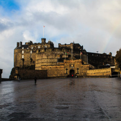 Edinburgh – itinerary for a long weekend