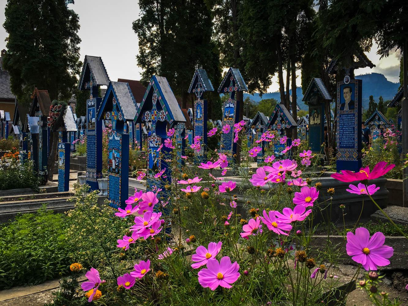 Sapanta - Merry Cemetery