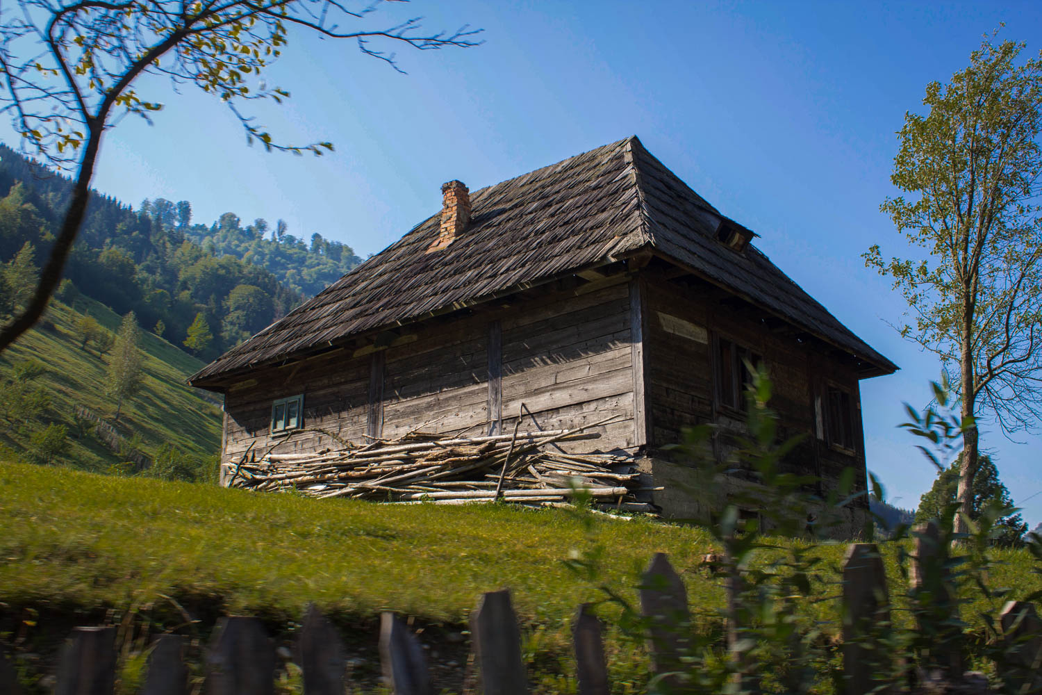 Small House in Maramures