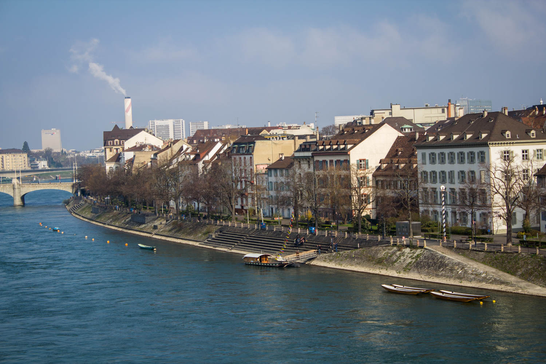 Rhine riverside