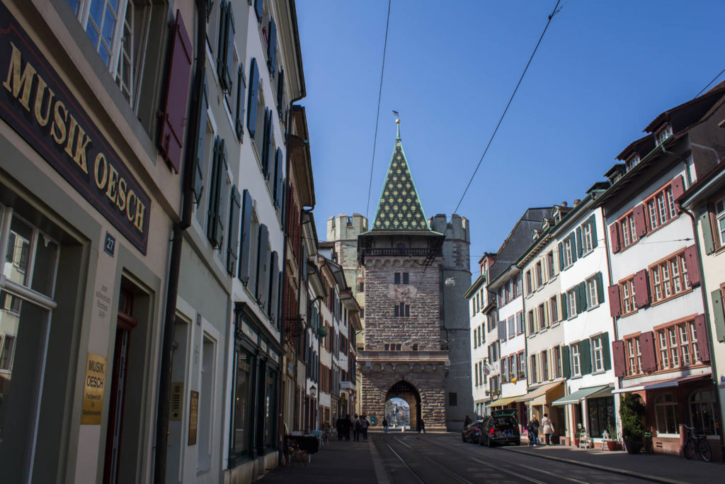 Discover Basel in 48 hours