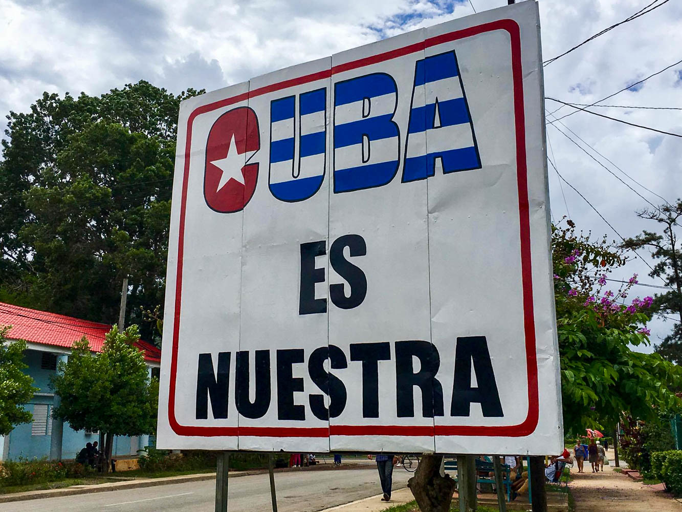 Cuban Sign