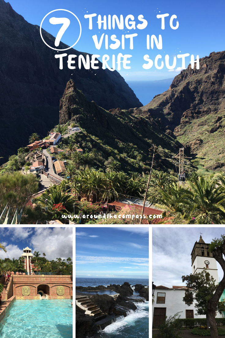 Tenerife, the largest of the seven Canary islands is a mix of mountainous landscapes, black and gold sand beaches, natural pools and great weather year-round. Canary Islands | Tenerife | Tenerife South | Things to do in Tenerife | Things to visit in Tenerife | Things to visit in Canary Islands | Canarias
