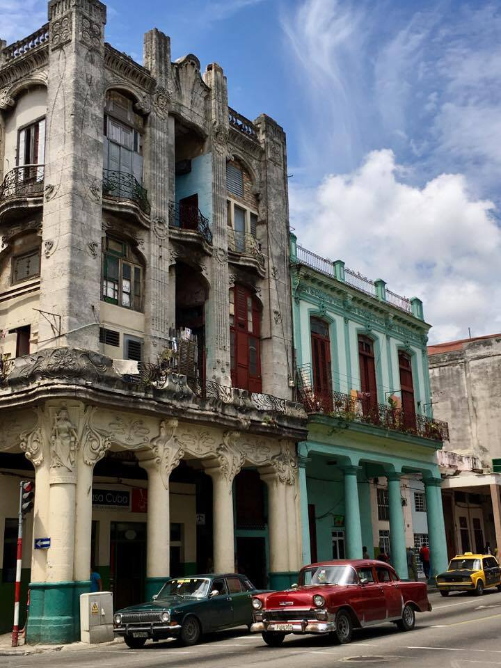 Havana's street