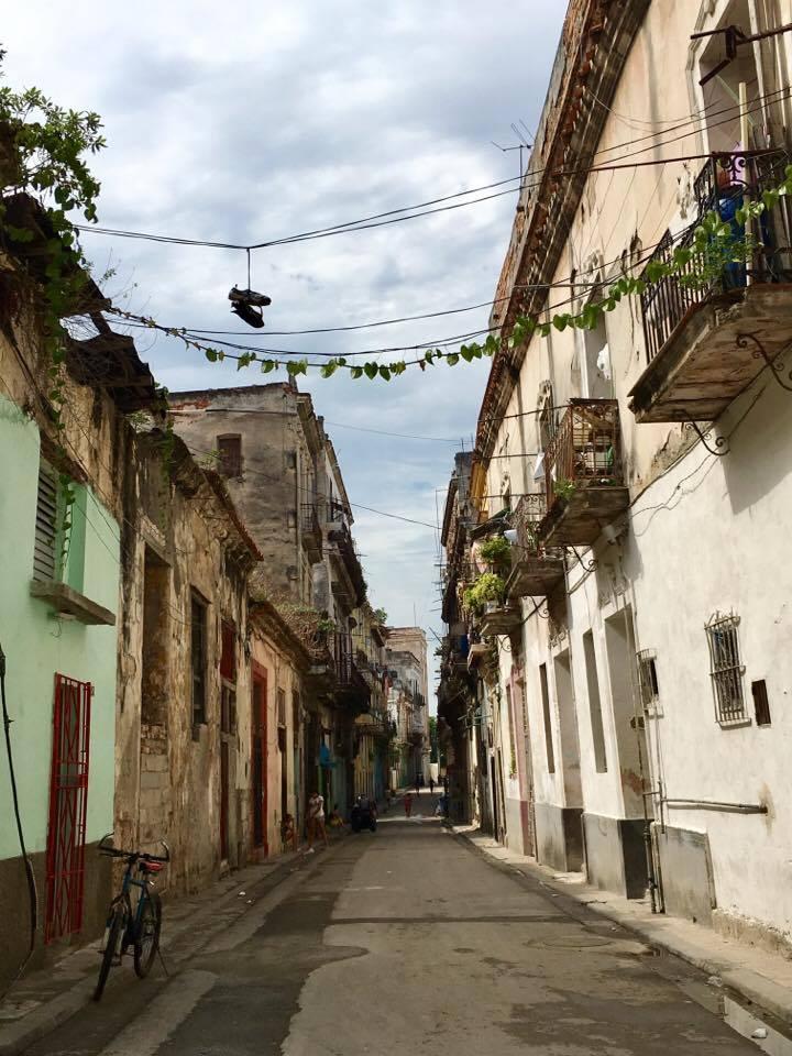Havana's streets