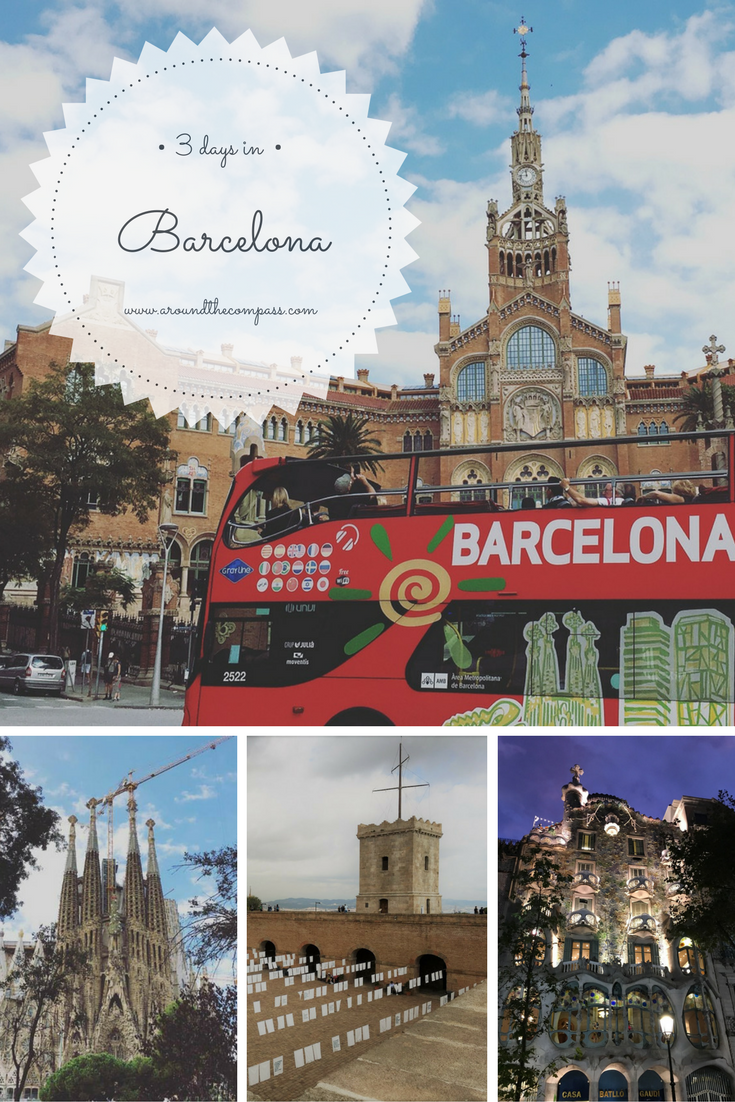 Barcelona is one of Spain's iconic cities and its charm is mostly created by a mix of architecture, parks, food and culture among other things. At the same time, is one of Europe's most popular travel destination with plenty of things to do and visit. Barcelona | Spain | Things to do in Barcelona | 3 days in Barcelona | What to visit in Barcelona | Catalunya