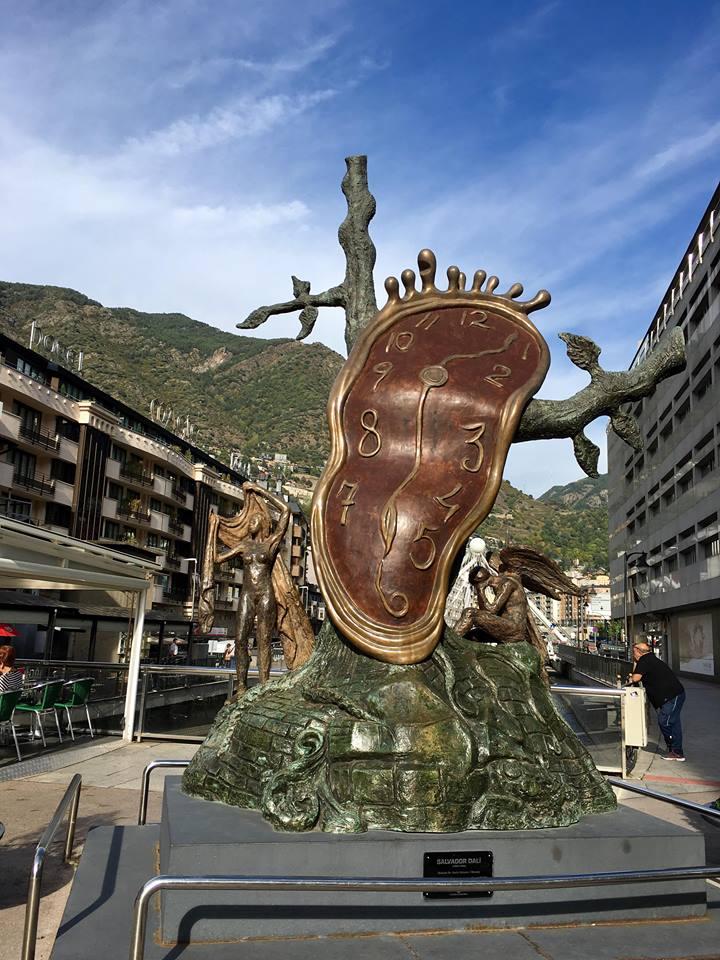 Salvador Dali Andorra la Vella