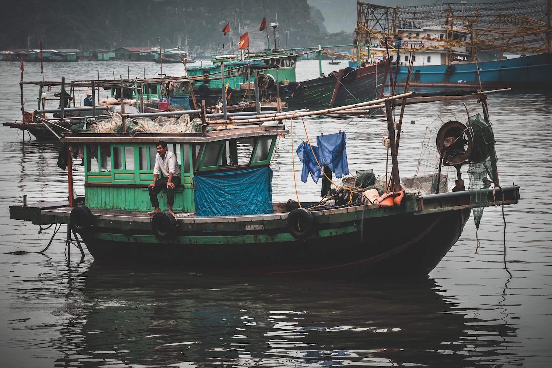Cat Ba Boats