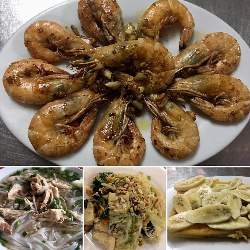 Phuong Nhung food