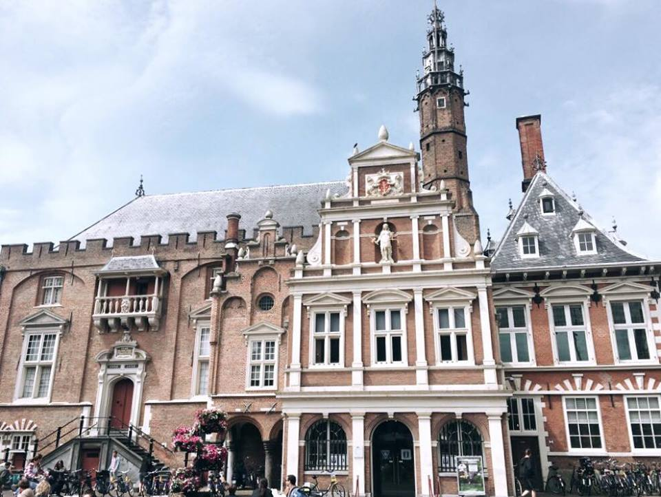City Hall Haarlem